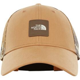 The North Face Mudder Novelty Mesh Trucker-lippis, moab khaki woodchip camo desert print